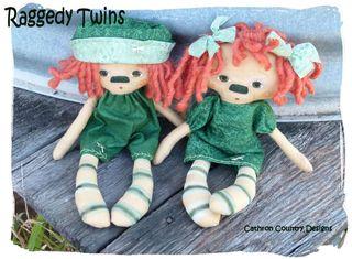 Raggedy Twins